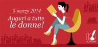 8 marzo 2014: auguri a tutte le IoScrittrici!   -