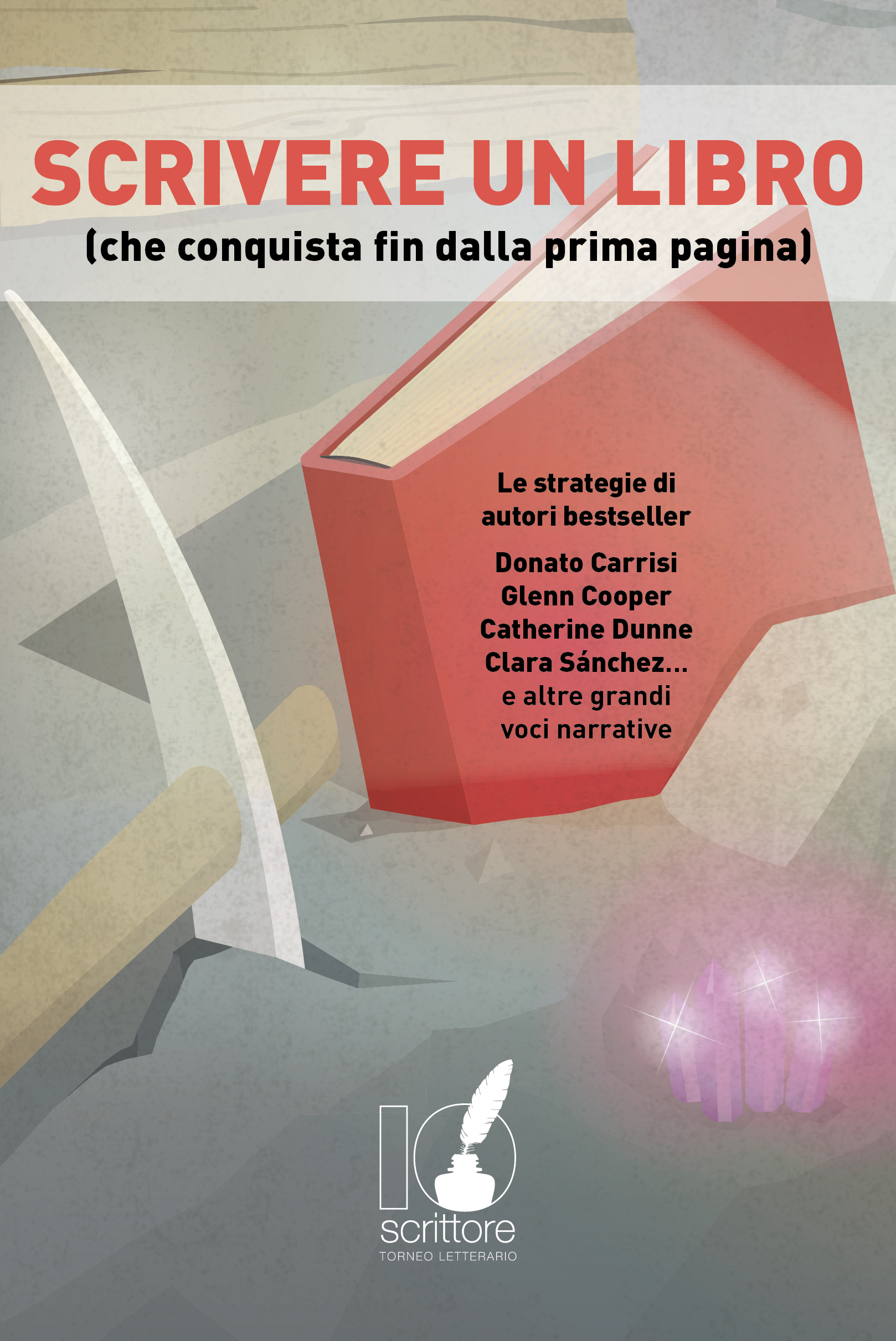 Scrivere un libro che conquista fin dalla prima pagina: Le strategie di grandi autori bestseller.