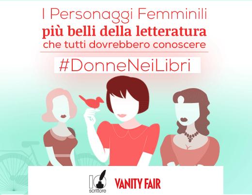 Quali sono le #DonneNeiLibri che avete amato di più?
