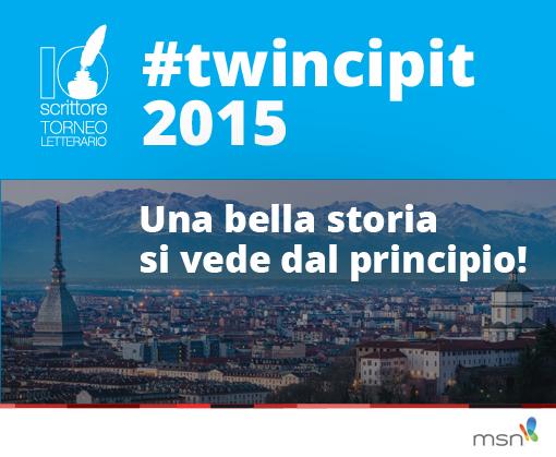 Scopri i vincitori di #Twincipit che vivranno il Salone Internazionale del Libro di Torino da protagonisti!