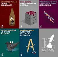 Da oggi sui principali store online le prime cinque opere finaliste del torneo in edizione ebook