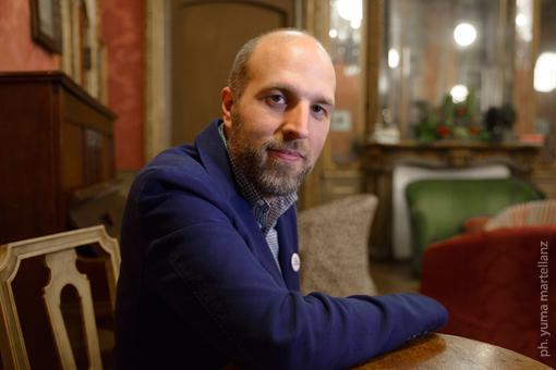 Conosciamo meglio Lorenzo Marone lo scrittore testimonial 2016 di Twincipit