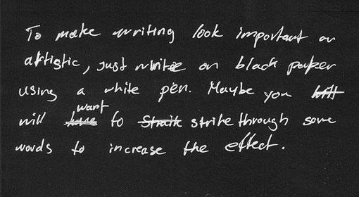 Tre consigli per scrivere un romanzo