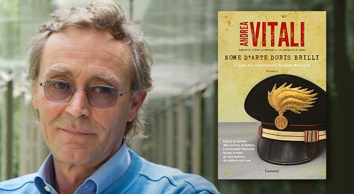Andrea Vitali: come si arriva a scrivere un romanzo di successo e i...