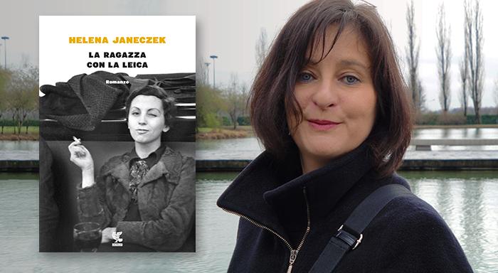Helena Janeczek, finalista al Premio Strega 2018, risponde alle domande di IoScrittore