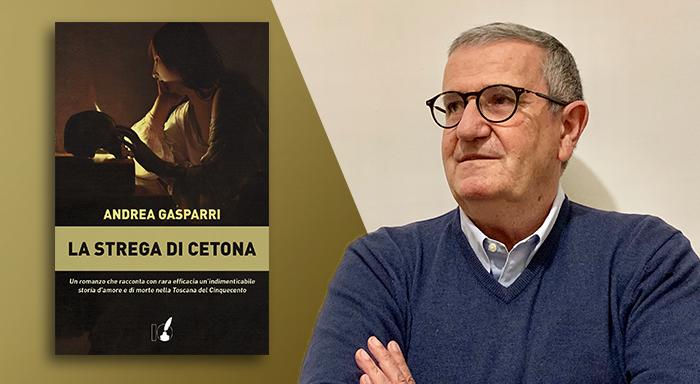 Un romanzo che racconta con rara efficacia un'indimenticabile storia d'amore e di morte nella Toscana del Cinquecento, al tempo della caccia alle streghe