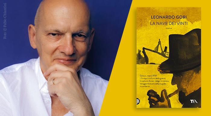 Leonardo Gori, tra i più apprezzati giallisti italiani, ci svela i segreti della sua scrittura