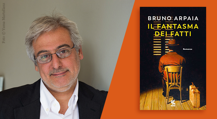 Bruno Arpaia: l'avventura della conoscenza