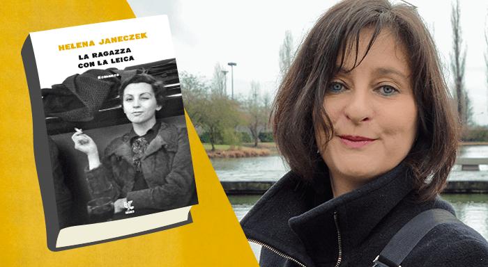 Helena Janeczek: al cuore del racconto