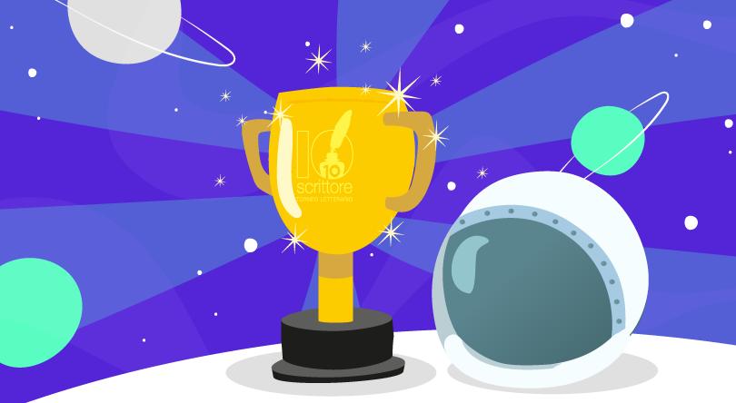 I vincitori del Torneo letterario IoScrittore 2020
